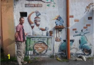 Ipoh Wall Art Mural the Monkey Bar Picture Of Art Of Oldtown Ipoh Tripadvisor