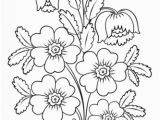 Iris Flower Coloring Page Petrykivka Painting Flowers Coloring Page