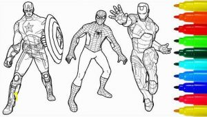 Iron Man and Hulk Coloring Pages 27 Wonderful Image Of Coloring Pages Spiderman with Images