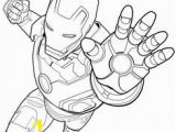 Iron Man Avengers Coloring Pages 14 Best Images