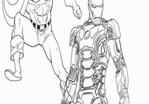 Iron Man Avengers Coloring Pages Printable Captain America Coloring Pages 14 Sheets In 2020
