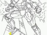 Iron Man Coloring Book Page 14 Best Images