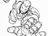 Iron Man Coloring Book Page 24 Best Iron Man Images