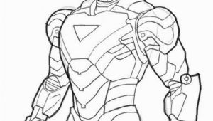 Iron Man Coloring Book Page Iron Man Coloring Page Printable