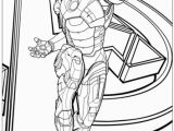 Iron Man Coloring Page Avengers Iron Man Coloring Page