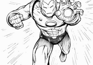 Iron Man Coloring Page Avengers Iron Man Coloring Pages
