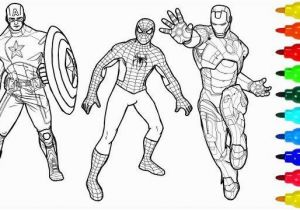 Iron Man Coloring Page for Kindergarten 27 Wonderful Image Of Coloring Pages Spiderman with Images