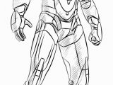 Iron Man Coloring Page for Kindergarten Iron Man Coloring Page From Iron Man Category Select From
