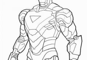 Iron Man Coloring Page Iron Man Coloring Pages