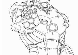Iron Man Coloring Page Iron Man Marvel Iron Man Coloring Pages Free Printable for Adult