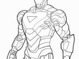 Iron Man Coloring Pages Easy Iron Man Coloring Page Printable