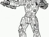 Iron Man Coloring Pages for toddlers Get This Free Ironman Coloring Pages