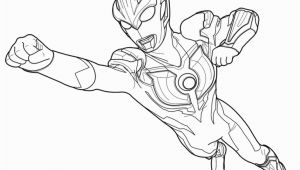 Iron Man Flying Coloring Pages Ultraman Ginga Flying Coloring Page for Kids Dengan Gambar
