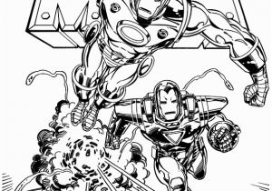 Iron Man Free Coloring Printables Ironman