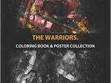 Iron Man Infinity War Coloring Coloring Book & Poster Collection the Warriors Stylized