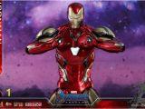 Iron Man Infinity War Coloring Hot toys Figuren Shop Sideshow Collectibles