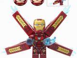 Iron Man Infinity War Coloring Marvel Iron Man Infinity War Suit toy Minifigure tony Stark