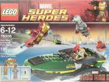 Iron Man Mark 42 Coloring Pages Amazon Lego Super Heroes Iron Man Extremis Sea Port