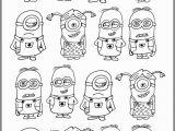 Iron Man Minion Coloring Page 🎨 Schergen 12 Ausmalbilder Kostenlos Zum Ausdrucken