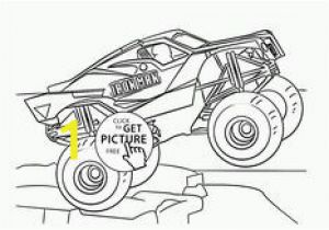 Iron Man Monster Truck Coloring Page 86 Best Monster Truck Coloring Pages Images