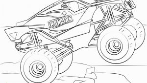 Iron Man Monster Truck Coloring Page Iron Man Monster Truck Super Coloring