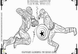 Iron Man Vs Captain America Coloring Pages Free Civil War Coloring Pages to Print Download Free Clip