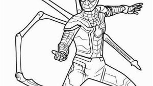Iron Spider Coloring Pages Infinity War Iron Spider In Infinity War Coloring Page Free Printable