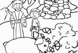 Isaac and ishmael Coloring Page 27 Abraham and isaac Coloring Page Mycoloring Mycoloring