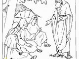 Isaac and ishmael Coloring Page 27 Abraham and isaac Coloring Page Mycoloring Mycoloring