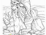 Isaac and ishmael Coloring Page 71 Best Abraham Images