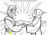 Isaac and Rebekah Coloring Page 143 Best Genesis Spkids Images
