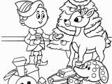 Island Of Misfit toys Coloring Pages Reindeer Coloring Pages Free at Getdrawings