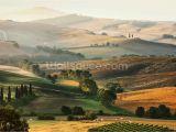 Italian Landscape Murals Italian Countryside Murals