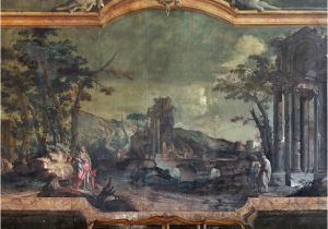 Italian Landscape Murals Pin by Robertwtobin On English Room
