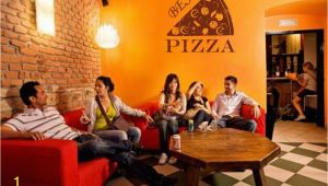 Italian Restaurant Wall Murals Ik1026 Wall Decal Sticker Pizza Pizzeria Italian Restaurant