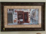 Italian themed Wall Murals Italian themed Framed Picture 47 In X 31in