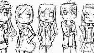 Itsfunneh and the Krew Coloring Pages Pin by Yaya On Itsfunneh Pinterest