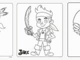Izzy Jake and the Neverland Pirates Coloring Pages 15 Luxury Jake and the Neverland Pirates Coloring Pages