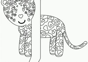 J is for Jaguar Coloring Page J is for Jaguar Coloring Page Coloring