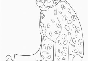 J is for Jaguar Coloring Page J is for Jaguar Colouring Page