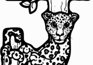 J is for Jaguar Coloring Page Letter J is for Jaguar Coloring Page
