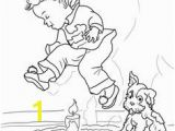 Jack Be Nimble Coloring Page 53 Best Coloring Pages Images On Pinterest
