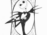 Jack Nightmare before Christmas Coloring Pages Jack Skellington Coloring Pages Idea Whitesbelfast