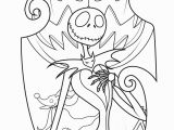 Jack Nightmare before Christmas Coloring Pages Jack Skellington the Nightmare before Christmas Kids