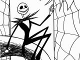 Jack Skellington Nightmare before Christmas Coloring Pages Nightmare before Christmas Jack Coloring Pages at