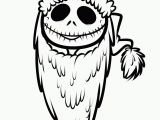 Jack Skellington Nightmare before Christmas Coloring Pages Nightmare before Christmas Jack Santa Coloring Pages