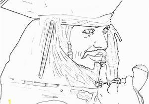 Jack Sparrow Coloring Page Jack Sparrow Funny