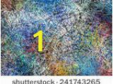 Jackson Pollock Coloring Page Pollock Style Abstract Free Stock Public Domain