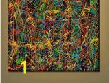 Jackson Pollock Mural Print 19 Best Canvas Jackson Pollock Images