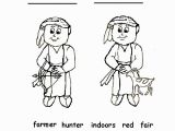 Jacob and Esau Reunite Coloring Page Jacob and Esau Matching Activity Sparkies Ideas